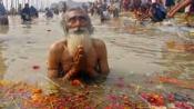 Uma Bharti's Ganga cleaning project begins