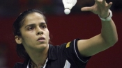 Saina becomes first Indian to enter world super series final