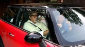 Amitabh Bachchan, Abhishek injured while visiting Thackeray