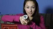 A bright idea: Flashlight powered by body heat