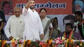 Rahul Gandhi addresses tribals, promises implementation of tribal bill