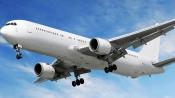 Passenger jet escapes 'UFO attack' in London