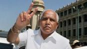 Yeddyurappa to contest Lok Sabha polls from Shimoga