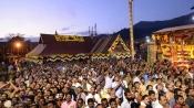 Sabarimala temple reopens amid tight security