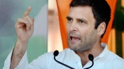Assam: Rahul bats for North East people; compares Modi with Hitler