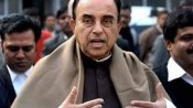 'He won't be able to see his girlfriends in various parts of the world': Swamy's jibe at Tharoor