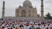 In Pics: Eid-ul-Fitr celebrations across India