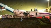 Taiwan plane crash: Data analysis shows 'Mayday' call