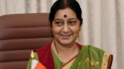 Sushma Swaraj to raise issue of 11 Indian prisoners with Oman