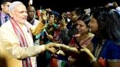 PM Narendra Modi arrives in Seychelles