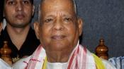 PM Narendra Modi condoles JB Patnaik's demise