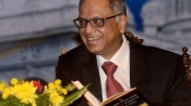 Narayana Murthy happy over son-in-law's win in British poll