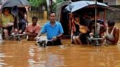 Flood situation in Assam improves marginally