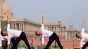 B-town stresses on importance of fitness on Yoga Day