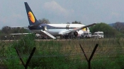 Bomb threat forces Jet Airways to make emergency landing in Oman