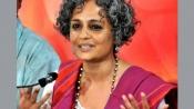 HC adjourns contempt plea against Arundhati Roy for 4 weeks