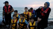 Drowned toddler becomes first 2016 migrant casualty in Aegean