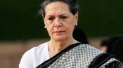 Sonia Gandhi visits CPI veteran AB Bardhan in hospital
