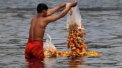 Clean Ganga: Brainstorming with 1,600 village heads on Jan 30