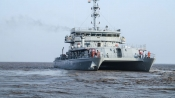Ship sinks off Mumbai coast, no casualties