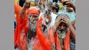 Kumbh Mela: Seer threatens sadhus boycotting 2nd 'shahi-snan'