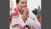 Sarbananda Sonowal takes oath as Assam CM; PM Modi marks presence