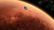 'Mars-quakes' could produce energy source to support life