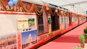 Indian Railways' first Wildlife Tourism Train - Tiger Express