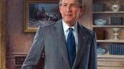 George H.W. Bush congratulates Donald Trump