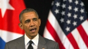Sanctions relief on agenda as Suu Kyi meets Obama