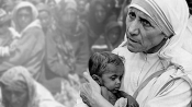 Hundreds take part in Mother Walk to celebrate Teresa's canonisation