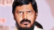 'BSP-SP alliance won't last long': Ramdas Athawale asks Mayawati to join Modi-Shah