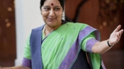 Sushma Swaraj holds talks with Italian counterpart in Rome