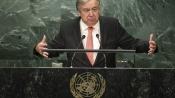 Antonio Guterres vows to 'engage personally' in resolving disputes