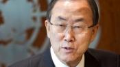No turning back on climate change pact, says Ban Ki-moon