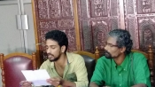 Charged with sedition, Kerala writer to burn book