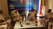 Coast Guard to help Sri Lanka tackle pollution