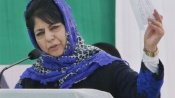 Mehbooba Mufti thanks Modi for supporting her government during difficult times
