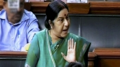 Sushma Swaraj says Indians' interest more important than ties with US
