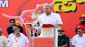RSS leader announces Rs 1 crore bounty for Kerala CM's head