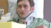 Ian Grillot released from hospital, recalls Kansas shooting incident