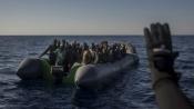 Over 97 migrants missing after boat sinks off Libya