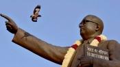 Uttar Pradesh: Ambedkar's statue disfigured in Mathura