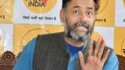 Modi regime targeting my family: Yogendra Yadav