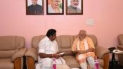 Lankan navy arrests 5 Tamil Nadu fishermen: Palanisamy writes to Modi
