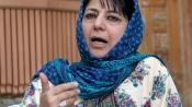 'Disturbing', says Mehbooba after 2 Kashmiris beaten up in B'luru for not speaking Kannada