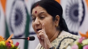 """India's daughter"" thanks Sushma Swaraj after returning from Pakistan"