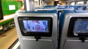 LCDs damaged, headphones stolen: Tejas express in a mess after its first run