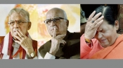Babri Masjid case: Advani, MM Joshi and Uma Bharti granted relaxation from personal appearance
