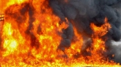 Cong office damaged, vehicles torched in Meghalaya